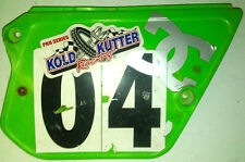 kx80 side panel cover 86 87 R  36002-5156-6W