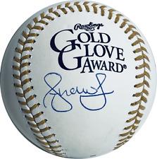 New listing ANDRUW JONES HAND SIGNED AUTOGRAPH GOLD GLOVE BASEBALL COA ATLANTA BRAVES AUTO