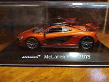McLaren P1 2013 Colección Supercars Salvat 1:43 URNA RALLADA!!!!