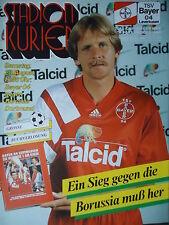 Programm 1993/94 Bayer 04 Leverkusen - Borussia Dortmund