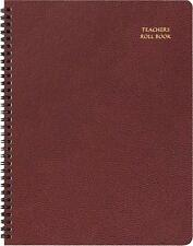 """Payne Teachers Roll Book - 8-1/2"""" x 11"""" - 80 Pages - Spiral Bound - TR-31"""