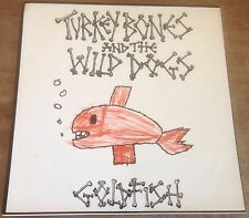 TURKEY BONES AND THE WILD DOGS goldfish*zoology 1983 FR ANAGRAM PS 45