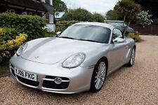 Porsche Cayman S, 3.4L, Sport Crono, PASM, FSH, OPC Warranty. Superb Condition