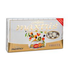 Maxtris Confetti Matrimonio-Misto Frutta Bianco- 1 kg - PROMOZIONE ESCLUSIVA!