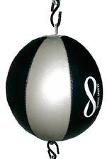 Sedroc Boxing Double End Bag Jumbo Ball - Black/Silver
