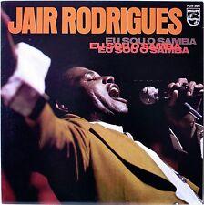 JAIR RODRIGUES / EU SOU O SAMBA / BRASIL / NIPPON PHONOGRAM JAPAN
