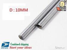 200 ~ 300 ~ 500mm 10mm Linear Motion Shaft Hardened Rod 3D Printer CNC Prusa i3