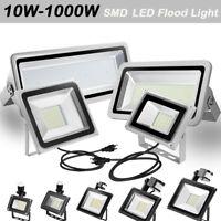 10W 20W 30W 50W 100W 200W 300W 500W LED Flood Lights Outdoor Landscape Spot Lamp