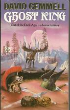 Ghost King - David Gemmell (1988,1st print,UK import) Paperback (Legend/Arrow)