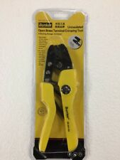 Open Brass Terminal Crimping Tool Uninsulated- Range: 0.5-6mm2