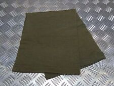 Genuine British Military Issued Green Cold Weather Headover - Cap Comforter 1