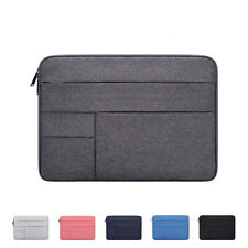 Laptop Sleeve Case Notebook PC Cover Bag for Dell HP Macbook 13 14 15 15.6 inch