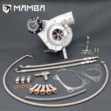 """MAMBA GTX Universal Turbo 2.2"""" Cover w/ FIT SUBARU 6cm Hsg TD04HL-19T 9B TW"""