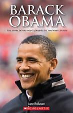 Barack Obama (Scholastic Readers)-ExLibrary