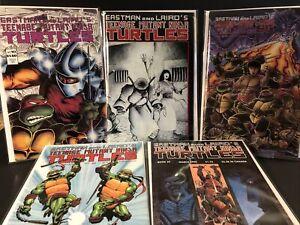 MIRAGE  teenage mutant ninja turtles # 10,17,18,25,29 7.0-9.0 (RC)