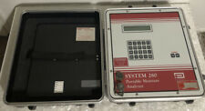 PANAMETRICS SYSTEM 280 PORTABLE MOISTURE ANALYZER Good Used Condition
