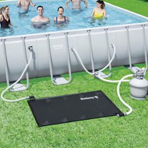 Bestway Solar Pool Heating Mat Pad Heater 1.1m x 1.71m Swimming Pool