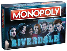 Riverdale MONOPOLY®  AGE 15+  2-6 players 60+ minutes