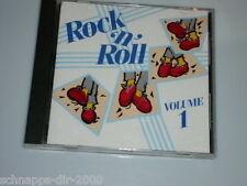 ROCK ´N´ROLL VOL 1 CD MIT CHUCK BERRY / JERRY LEE LEWIS / CHUBBY CHECKER /