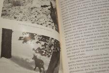 BOUQUETIN DES ALPES RAUCH ILLUSTRE PAYOT 1941