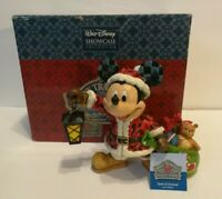 Jim Shore Disney Traditions Collection Spirit of Christmas Mickey 4029584FD