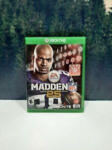 Madden 14 2014 25 Years NFL Microsoft Xbox One Game