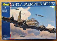 Revell 1/48 B-17F Memphis Belle model kit FREE POST