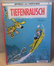 """Carlsen Verlag Comic Spirou und Fantasio Band 15 """" Tiefenrausch """""""