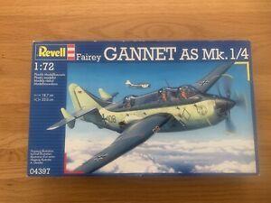 Revell 1/72 Fairey Gannet AS Mk.1/4 - No Decals.