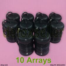 New 10 Array Arrays For Ionic Detox Aqua Cell Foot Spa Bath Ion Cleanse Machine