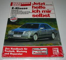 Reparaturanleitung Mercedes W 210 Diesel CDI E 200 220 270 290 300 320 NEU!