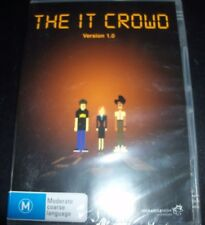 The IT Crowd 1.0 / Series Season 1 (Australia All Region 4) DVD - NEW