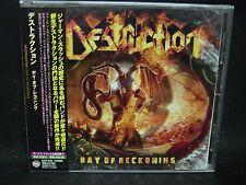 DESTRUCTION Day Of Reckoning + 2 JAPAN CD Panzer Headhunter Morrigan UnSun