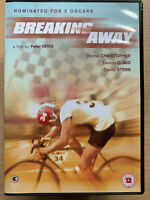 Breaking Away DVD 1979 Teen Cycling Cyclist Rites of Passage Drama Classic