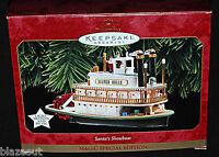 Hallmark Keepsake Ornament Santa's Showboat Magic Special Edition Christmas XMAS