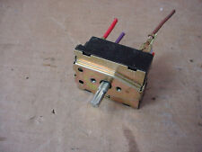Jenn-Air Wall Oven Selector Switch Part # 71001127