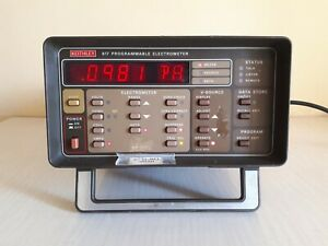 Keithley 617 Programmable Electrometer. USED / AS IS .