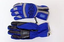 Spyder  Blue Ski  Gloves Large size