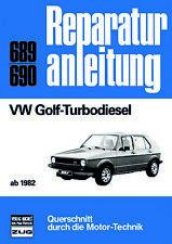 VW Golf Turbodiesel 689 ARA POD