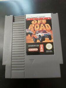 Nintendo NES - super off road - cart