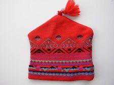 Vintage Capello Wool Knit Ski Hat Pom Pom Canada