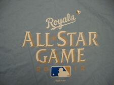 NEW MLB Kansas City Royals 2012 All Star Game Pepsi soda pop t shirt XL