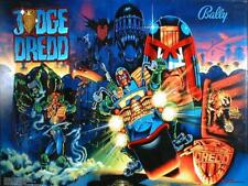 Update Flipper Mise à Jour JUDGE DREDD pinball ***