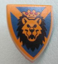 LEGO 3846px5 @@ Minifig, Shield Triangular with Lion Head