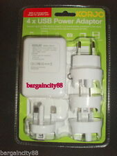 Mobile Phone Chargers and Cradles Port 4
