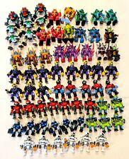 CHOOSE: Vintage 1992 Z-Bots Figures * Galoob * Battlezoids Clashmasters Copbots