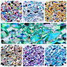 Nail Art Rhinestones Flat Back Art Decoration Mixed Crystal 3D Nail Stickers DIY