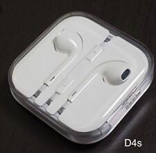 100% Genuine Apple Earphone EarPods Headphones Handsfree For iPhone 5 5c 6 ipod