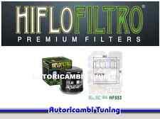 FILTRO DE ACEITE HIFLO HF553 para MOTO Benelli Cafe Racer 899 cc años: 10-11