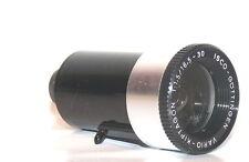 Vario Kiptagon Isco  1,5/16,5-30 mm Noris Fassung  Führungsstift Silberrand W46